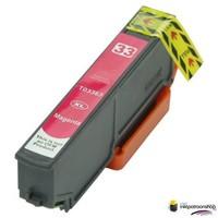 Huismerk inktpatroonshop Epson T3363 (T33XL magenta Huismerk )