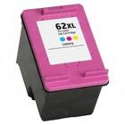 Huismerk inktpatroonshop Inktcartridge HP nr. 62XL (C2P07A) kleur (huismerk)