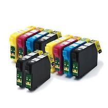 Inktcartridges Epson Voordeelpakket T-711 10 stuks (huismerk)