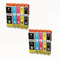 Inktcartridges Epson Voordeelpakket 26XL 10 stuks (huismerk)
