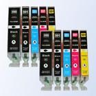 Inktcartridges Canon Voordeel pakket PGI-550-CLI-551 10 stuks (huismerk) met chip