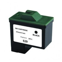Inktcartridge Dell T-529 zwart (huismerk)