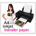 T-shirt transfer papier