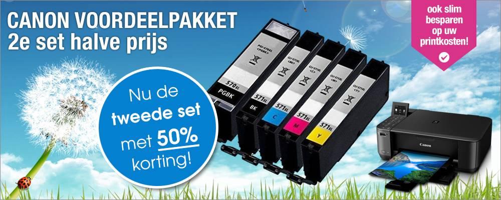 GOEDKOOPSTE Canon Compatible inktcartridges