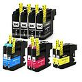 voordeel pakketten 10 inktcartridges