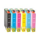 Huismerk inktpatroonshop Inktcartridges Epson T-791+ T-796 set (huismerk) Tip bestel de 2e set met korting!