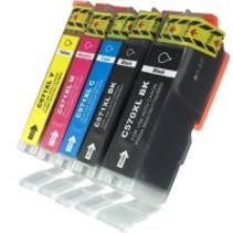 Inktcartridges Canon PGI-570 / CLI-571 set XL (huismerk)