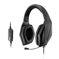 Gigabyte Gigabyte Force H3 gaming headset [3.5mm jack 32 Ohm  116dB 20-20Khz microphone 2m black]