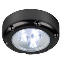 LED Lamp met Druktoets 3 Zwart