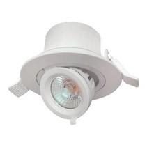 LED Downlight 8 W 4000 K Round Wit