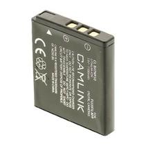 Oplaadbare Lithium-Ion Camera Accu 3.6 V 1100 mAh