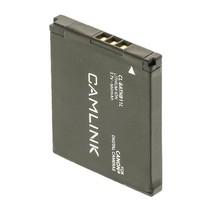 Oplaadbare Lithium-Ion Camera Accu 3.7 V 660 mAh