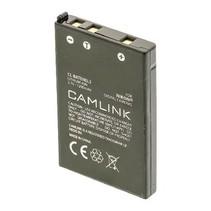 Oplaadbare Lithium-Ion Camera Accu 3.7 V 1290 mAh