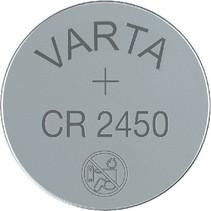 Lithium Knoopcel Batterij CR2450 3 V 1-Blister