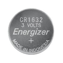 Lithium Knoopcel Batterij CR1632 3 V 1-Blister