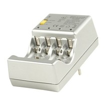 AA/AAA/E-Block NiMH Batterij Lader