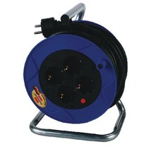 Kabelhaspel 15 m H05VV-F 3G1.5 IP20