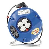 Kabelhaspel 50 m H05VV-F 3G1.5 IP20