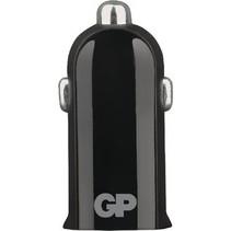 Autolader 1-Uitgang 2.4 A USB Zwart
