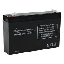 Oplaadbare Loodzuur Accu 6 V 7200 mAh 151 mm x 34 mm x 95 mm