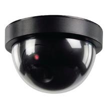 Dome Dummy Camera Zwart
