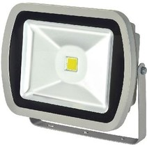 LED-Bouwlamp 50 W 3500 lm Grijs
