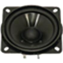 "Broadband speaker 8.5 cm (3.4"") 8 Ω 15 W"