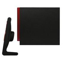 Speaker 2.1 3.5 mm 60 W Rood/Zwart