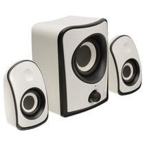 Speaker 2.1 Bedraad 3.5 mm 8 W Wit