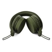 Caps Headset On-Ear 3.5 mm Ingebouwde Microfoon 1.2 m Army