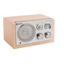 Tafelradio Retro FM / AM 3 W Beige