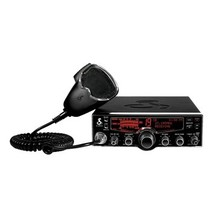 CB-Radio 41-Channel Zwart