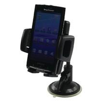 Universeel Smartphonehouder Auto Zwart