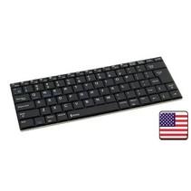 Bluetooth Keyboard Draagbaar US International Aluminium