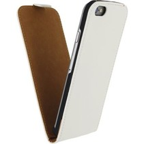 Smartphone Classic Flip Case Apple iPhone 6 / 6s Wit