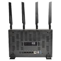 Draadloze Router AC2600 2.4/5 GHz (Dual Band) Gigabit / Wi-Fi Zwart/Antraciet