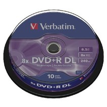 DVD 8.5 GB 10 St