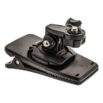 Action Camera Bevestigingskit Quick-Clip 360 °