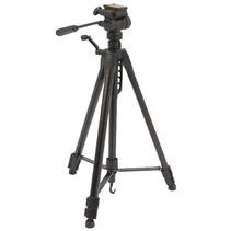 Camera/Video Statief Pan & Tilt 165 cm Zwart