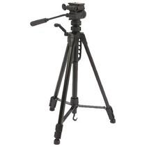 Camera/Video Statief Pan & Tilt 160 cm Zwart