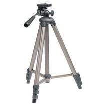 Camera/Video Statief Pan & Tilt 130 cm Zwart/Zilver