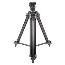 Video Statief Pan & Tilt 150 cm Zwart