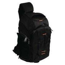 Camera Sling bag 200 x 330 x 125 mm Zwart/Oranje