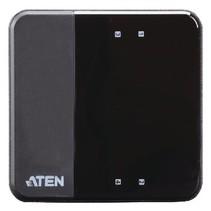 4-Poorts USB Schakelaar Zwart