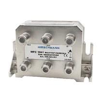 CATV-Splitter 3.6 dB / 5-1218 MHz - 4 Uitgangen
