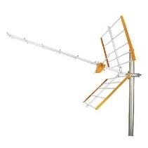 DVB-T/T2 Versterkte Buitenantenne 12 dB UHF