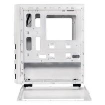Desktop ATX Behuizing I5 Wit/Zwart