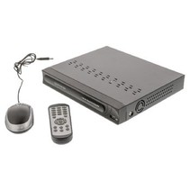 4-Kanaals CCTV Recorder HDD 500 GB
