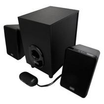Speaker 2.1 Bedraad 3.5 mm 11 W Zwart