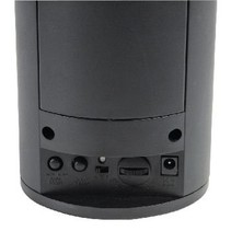 Speaker 2.0 Radiofrequentie 3.5 mm 7 W Zwart